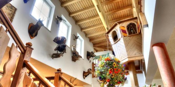Aufgang mit Balkon - Kuckucksdiele - Gera