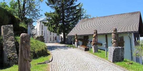 Ausstellungszentrum Bad Traunstein
