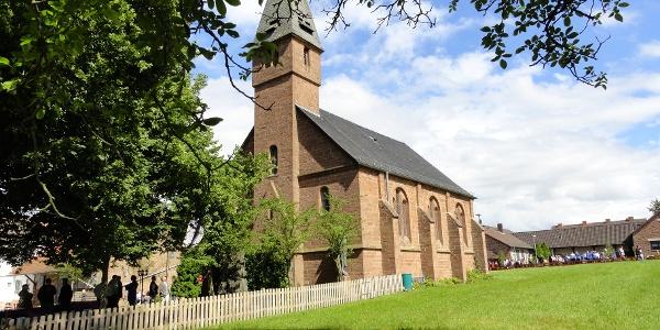 Schwabendorf Kirche