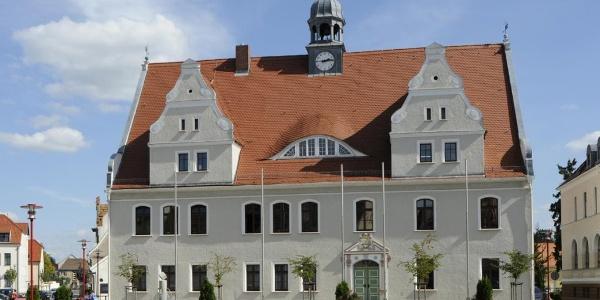 Rathaus in Doberlug-Kirchhain