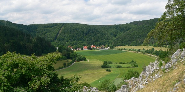 Schlossbergsteig - Schelklingen-Urspring