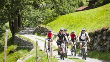 Bike-Tour 406: Dem historischen Säumerweg Richtung Süden folgen