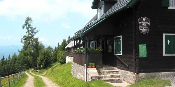 Weißensteinhütte