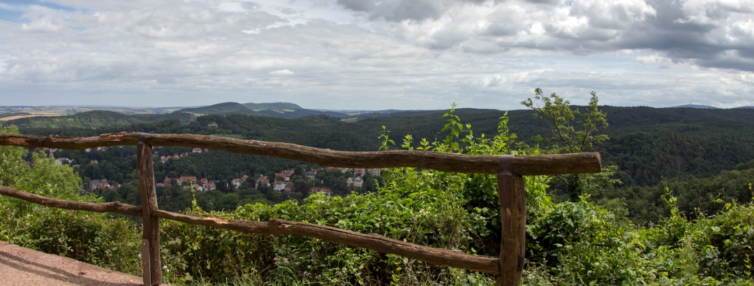 Gipfelwanderweg Thüringer Wald