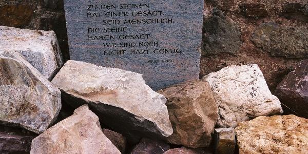 Kulturweg Mesenicher Steinreichskäpp