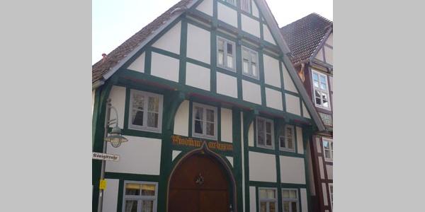 Das älteste Wohnhaus von Bodenwerder