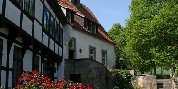Stiftskirche in Leeden