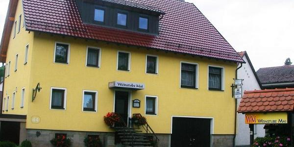Gasthaus Traube Weinstube Mai