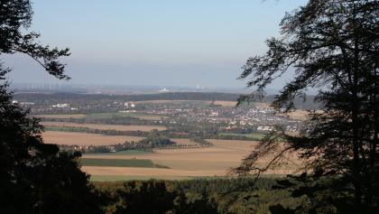 Ausblick vom Steinberg (Tosmar)