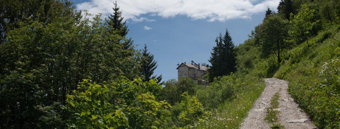 The hut Pernici - Bocca di Trat