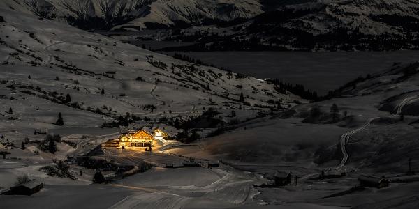 Berghaus Heuberge im Heuberg