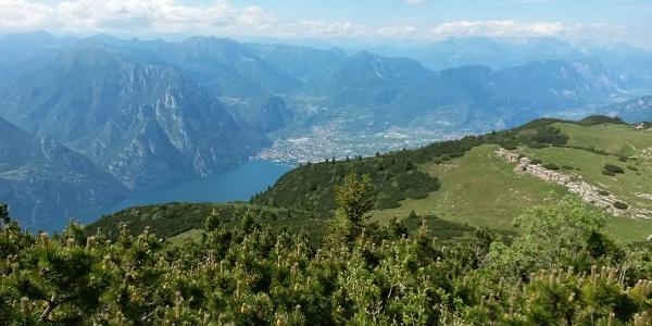 Ascent to Monte Altissimo