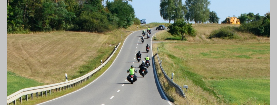 Über die Schwarzwaldhochstraße ins Badische