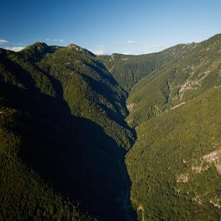 Panoramica estiva Valle di Lodano