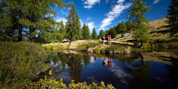 Laghetto Alp di Pii