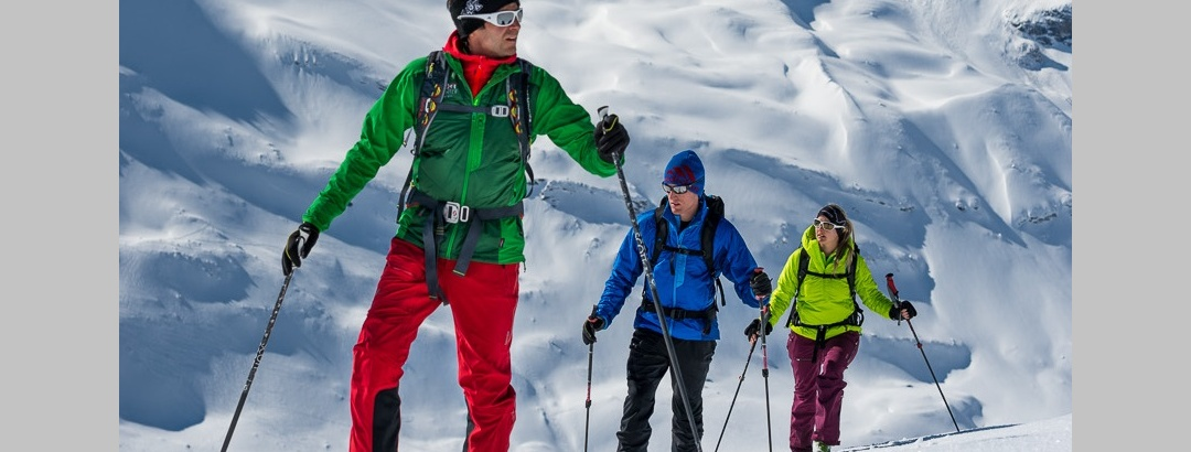 Skitouren in Zermatt