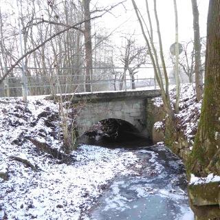 Brücke am Stettener Haldenbach