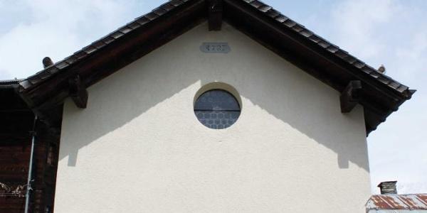 Kapelle hl. Georg, Weissenried