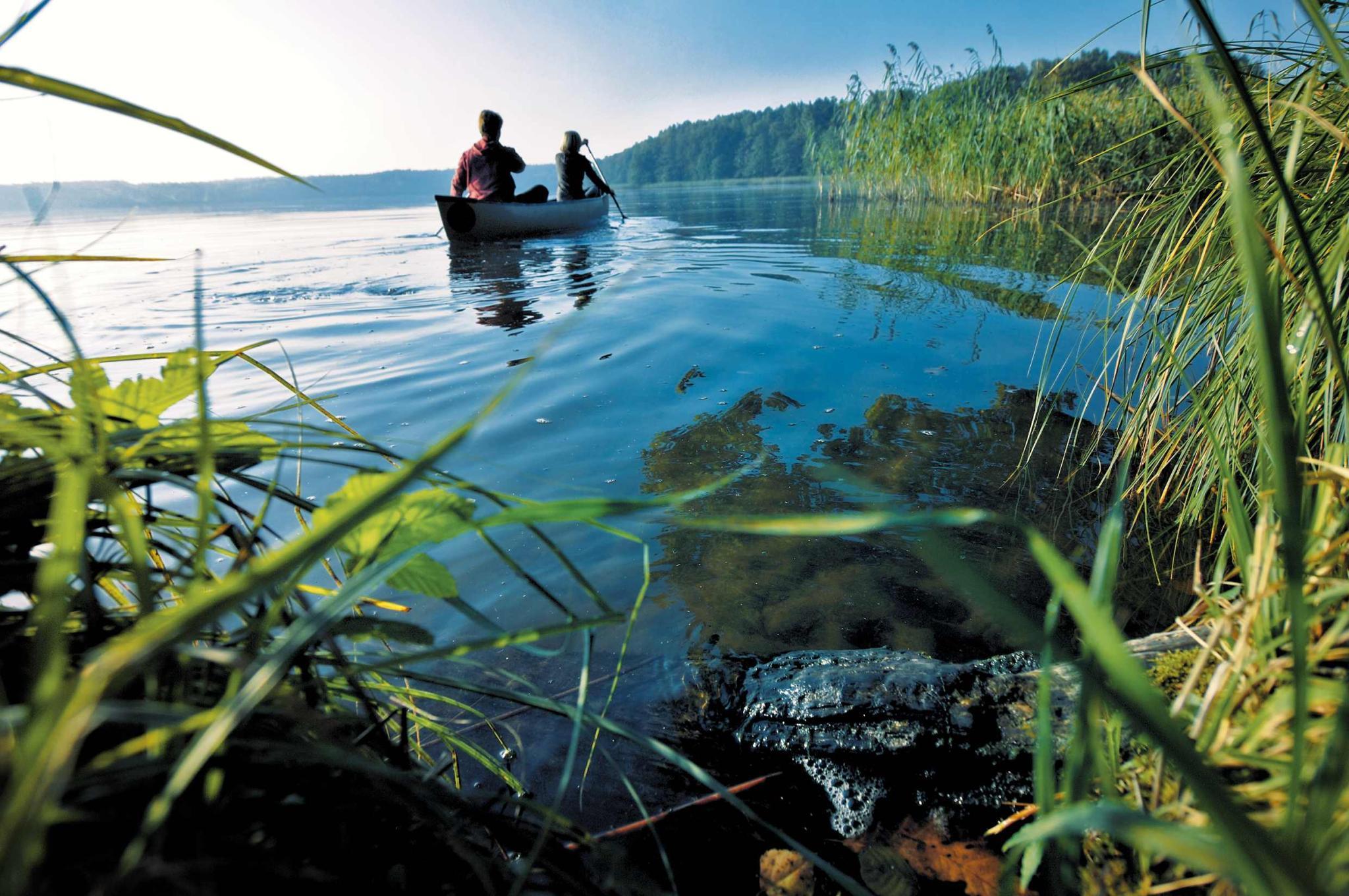 Obere-Havel-Tour • Kanu » outdooractive.com