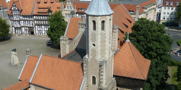 Alte Burg Braunschweig