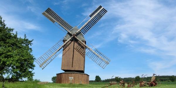 Bockwindmühle Abbenrode