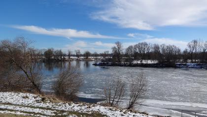 Donau - Eis
