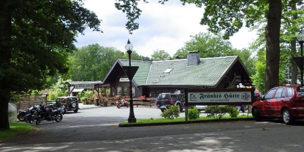 Fränkis Hütte.