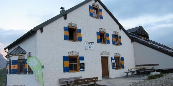Leutkircher Hütte (17. Sep. 2013)