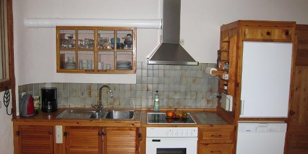 Wohnung Calendula, Küche