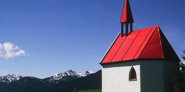 Fatimakapelle bei Saulgrub