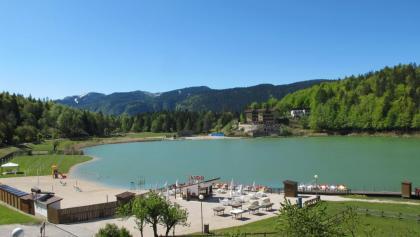 Il lago di Lavarone