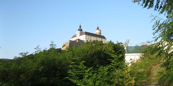 Die Stolze Burg Forchtenstein. Sie ist im Besitz der Esterházy Privatstiftung.