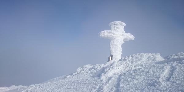 Gipfelkreuz Bruderkogel