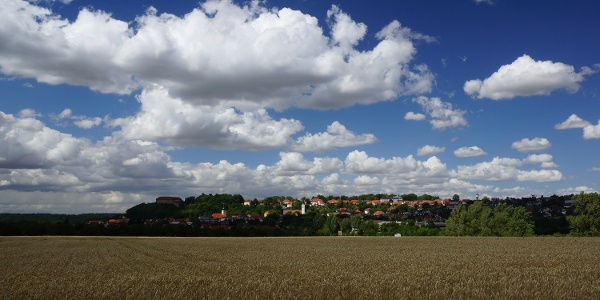 Ortsansicht Schillingsfürst