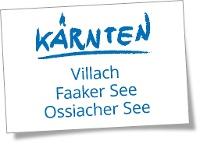 Логотип Region Villach - Faaker See - Ossiacher See