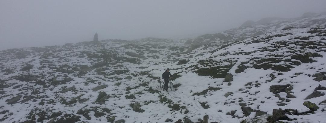 Tag 1: Abstieg Hundskehljoch Richtung Waldneralm