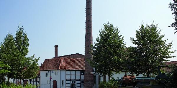 Das Tuchmacher Museum in Bramsche zeigt die Industrie- und Textilgeschichte der Stadt an der Hase