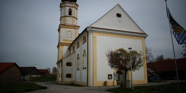 Wallfahrtskirche Hellring