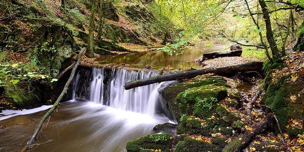 Etappe 22 Baybach - Wasserfall
