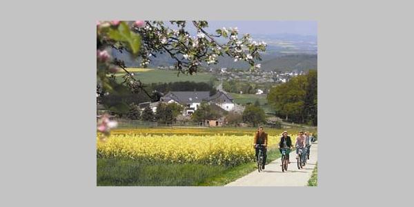 Rhein-Mosel-Schinderhannes - Radeln auf den Hunsrückhöhen
