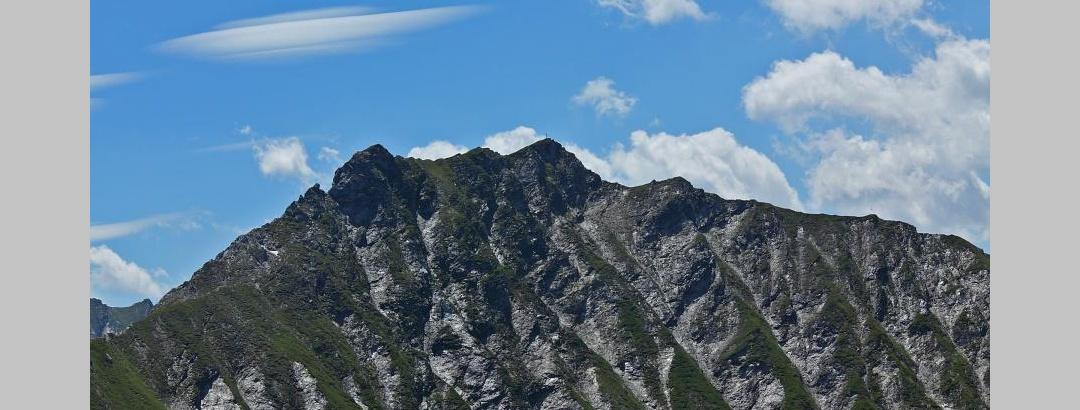 Klingspitz, 2.433 m