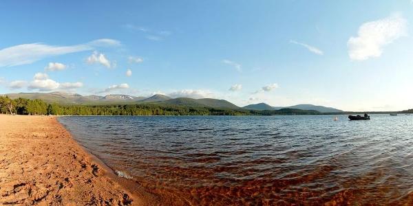 Cairngorms National Park - Loch Morlich