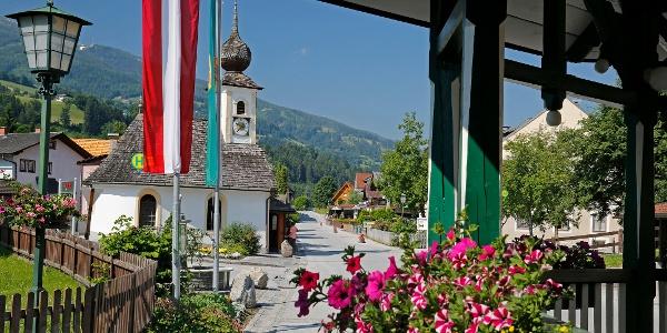 Aich - Dorfplatz