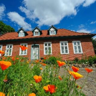 Museum Harsefeld: eingebettet im Klosterpark Harsefeld