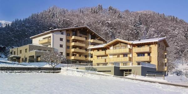Verwall Apartments Winter