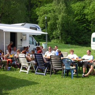 Camping am Stausee