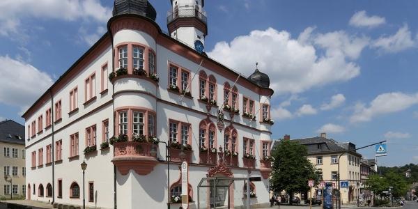 Rathaus Hof