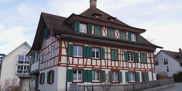 """Fachwerkhaus """"Zur Käfigtrotte"""" in Flurlingen"""