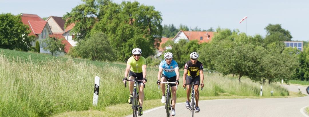 Rennradfahren in Hohenlohe und Schwäbisch Hall