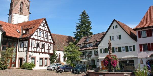 historische Altstadt Dornstetten